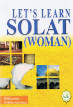 Load image into Gallery viewer, Al-Hidayah-Let's Learn Solat (Woman)-9789675833106-BukuDBP.com