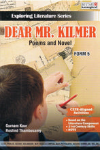 Load image into Gallery viewer, Bestari Karangkraf-Exploring Literature Series: Dear Mr. Kilmer Poems And Novel-9789674741853-BukuDBP.com