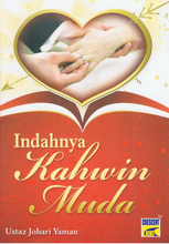 Load image into Gallery viewer, Crescent News-Indahnya Kahwin Muda-9789830619842-BukuDBP.com