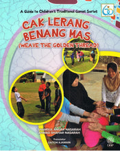 Load image into Gallery viewer, Dewan Bahasa dan Pustaka-A Guide To Children's Traditional Games Series: Weave The Golden Thread-9789834902551-BukuDBP.com