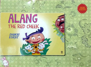 Dewan Bahasa dan Pustaka-Alang The Red Cheek-9789834914165-BukuDBP.com