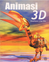 Load image into Gallery viewer, Dewan Bahasa dan Pustaka-Animasi 3D-9789836269386-BukuDBP.com