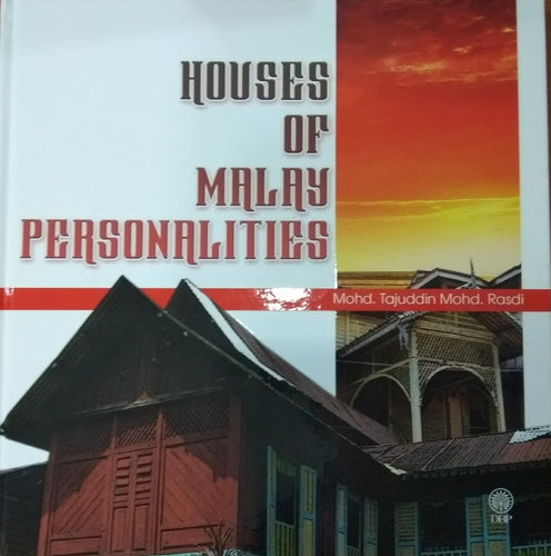 Dewan Bahasa dan Pustaka-Houses Of Malay Personalities-9789834616762-BukuDBP.com