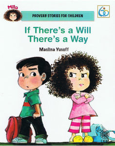 Dewan Bahasa dan Pustaka-If There's A Will, There's A Way-9789834912345-BukuDBP.com