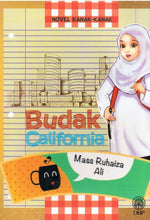 Load image into Gallery viewer, Dewan Bahasa dan Pustaka-Novel Kanak-kanak: Budak California-9789834915186-BukuDBP.com