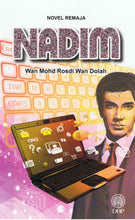 Load image into Gallery viewer, Dewan Bahasa dan Pustaka-Novel Remaja: Nadim-9789834912703-BukuDBP.com