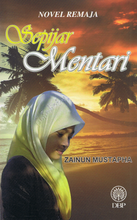 Load image into Gallery viewer, Dewan Bahasa dan Pustaka-Novel Remaja : Sepijar Mentari-9789834904425-BukuDBP.com