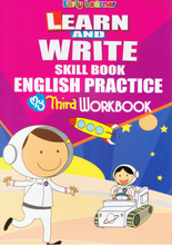 Load image into Gallery viewer, Early Learner-Learn And Write Skill Book English Practice My Third Workbook-9789833258871-BukuDBP.com