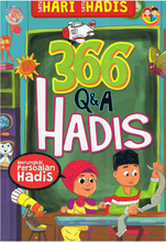 Load image into Gallery viewer, Edukid Publication-366 Q & A Hadis-9789670618593-BukuDBP.com