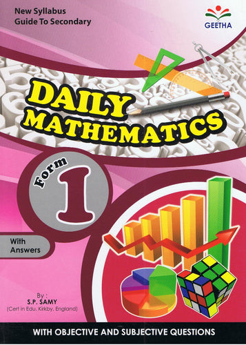 Geetha-Daily Mathematics Form 1-9789839594669-BukuDBP.com
