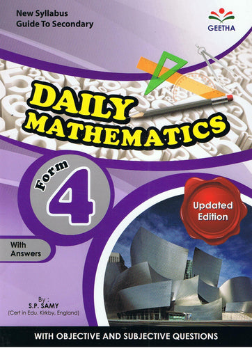 Geetha-Daily Mathematics Form.4-9789839594881-BukuDBP.com