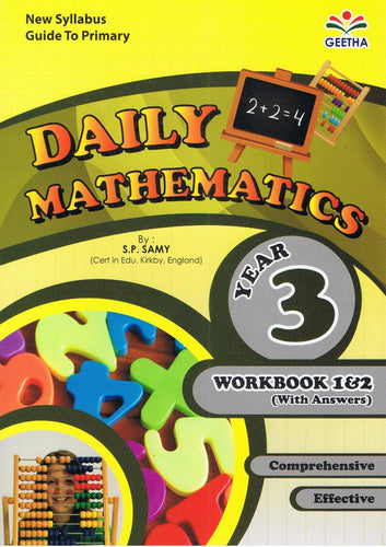 Geetha-Daily Mathematics Year 3-9789839594768-BukuDBP.com