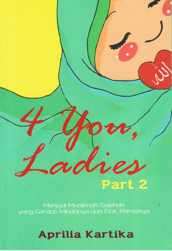 Karya Bestari-4 You, Ladies Part 2-9789678607346-BukuDBP.com