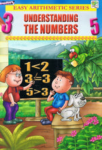 Load image into Gallery viewer, Kiddibird-Easy Arithmetic Series: Understanding The Numbers-9789673022298-BukuDBP.com