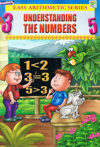 Kiddibird-Easy Arithmetic Series: Understanding The Numbers-9789673022298-BukuDBP.com