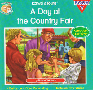 Kohwai & Young-A Day At The Country Fair Book 7-9789673177813-BukuDBP.com