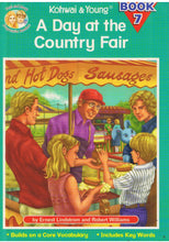 Load image into Gallery viewer, Kohwai & Young-A Day At The Country Fair (Book 7) -Hard Cover-9789833894758-BukuDBP.com