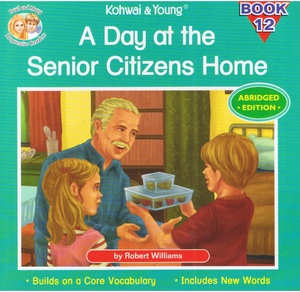 Kohwai & Young-A Day At The Senior Citizens Home Book 12-9789673177868-BukuDBP.com