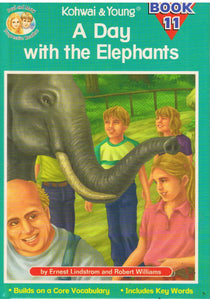 Kohwai & Young-A Day With The Elephants (Book 11) -Hard Cover-9789833894796-BukuDBP.com