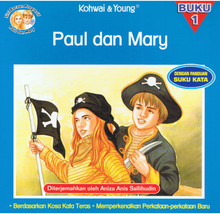 Load image into Gallery viewer, Kohwai & Young-Paul Dan Mary Buku 1 - Kulit Nipis-9789673178186-BukuDBP.com