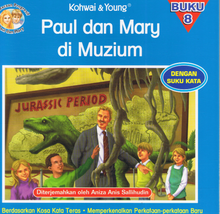 Load image into Gallery viewer, Kohwai & Young-Paul Dan Mary Di Muzium Buku 8 - Kulit Nipis-9789673178254-BukuDBP.com