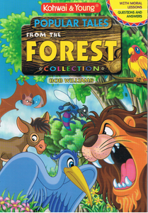 Kohwai & Young-Popular Tales From The Forest Collection-9789673964628-BukuDBP.com