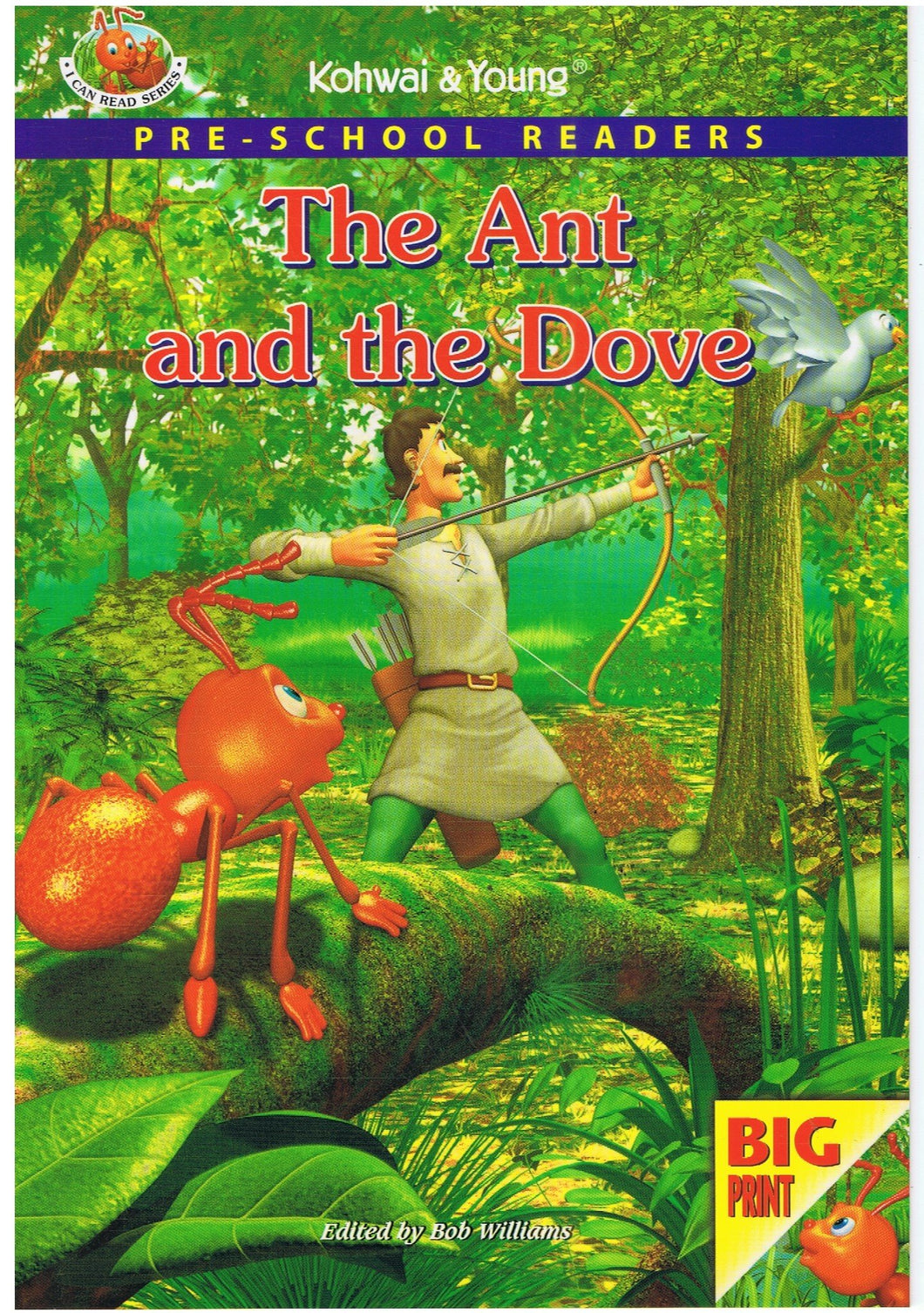 Kohwai & Young-Pre-School Readers: The Ant And The Dove-9789831911976-BukuDBP.com