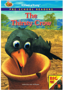 Kohwai & Young-Pre-School Readers: The Thirsty Crow-9789831918005-BukuDBP.com