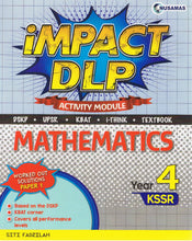 Load image into Gallery viewer, Nusamas-Impact DLP: Mathematics (Activity Module) Year 4-9789674870638-BukuDBP.com