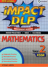 Load image into Gallery viewer, Nusamas-Impact DLP: Mathematics (Assessment Module) Year 2-9789674870881-BukuDBP.com