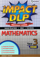 Load image into Gallery viewer, Nusamas-Impact DLP: Mathematics (Assessment Module) Year 3-9789674870621-BukuDBP.com