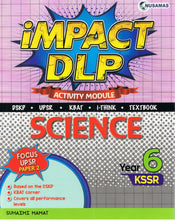 Load image into Gallery viewer, Nusamas-Impact DLP: Science (Activity Module) Year 6-9789674870706-BukuDBP.com
