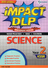 Load image into Gallery viewer, Nusamas-Impact DLP: Science (Assessment Module) Year 2-9789674870898-BukuDBP.com