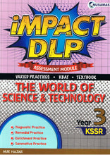 Load image into Gallery viewer, Nusamas-Impact DLP: The World of Science & Technology (Assessment Module) Year 3-9789674870676-BukuDBP.com