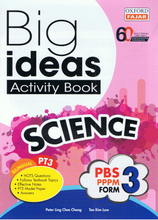 Load image into Gallery viewer, Oxford Fajar-Big Ideas Activity Book: Science Form 3-9789834722852-BukuDBP.com