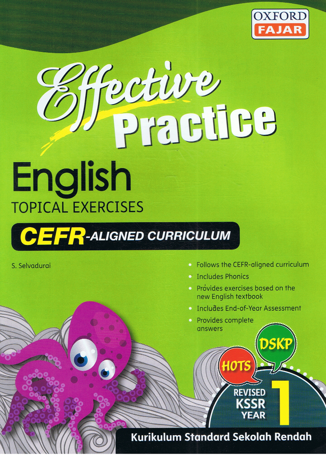 Oxford Fajar-Effective Practice: English Topical Exercises Year 1-9789834722418-BukuDBP.com