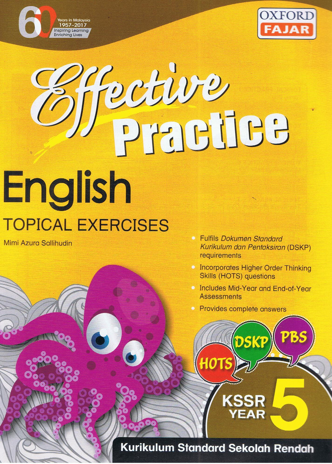 Oxford Fajar-Effective Practice: English Topical Exercises Year 5-9789834722456-BukuDBP.com