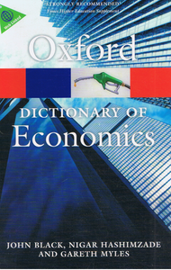 Oxford Fajar-Oxford Dictionary Of Economics-9780199696321-BukuDBP.com