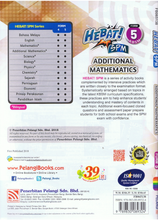 Load image into Gallery viewer, Pelangi-Hebat! SPM: Additional Mathematics Form 5 (Bilingual)-9789830089324-BukuDBP.com
