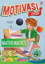 Load image into Gallery viewer, Pelangi-Motivasi DSKP: Mathematics Year 4-9789830087573-BukuDBP.com