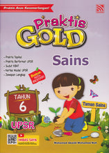Load image into Gallery viewer, Pelangi-Praktis Gold: Sains Tahun 6-9789830086132-BukuDBP.com