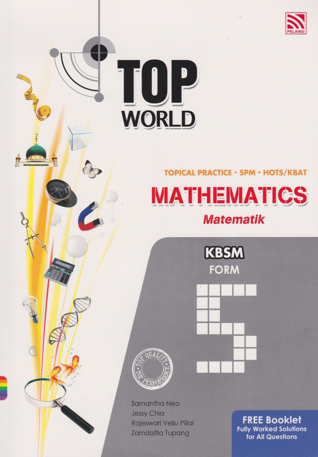 Pelangi-Top World: Mathematics Form 5 (Dwibahasa)-9789830086590-BukuDBP.com