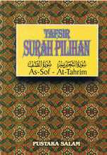 Load image into Gallery viewer, Pustaka Salam-Tafsir Surah Pilihan As-Sof - At-Tahrim-9789679754582-BukuDBP.com