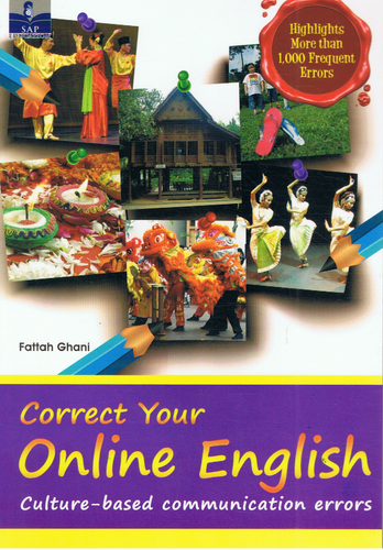 SAP Pendidikan-Correct Your Online English Culture - Based Communication Errors-9789673215188-BukuDBP.com