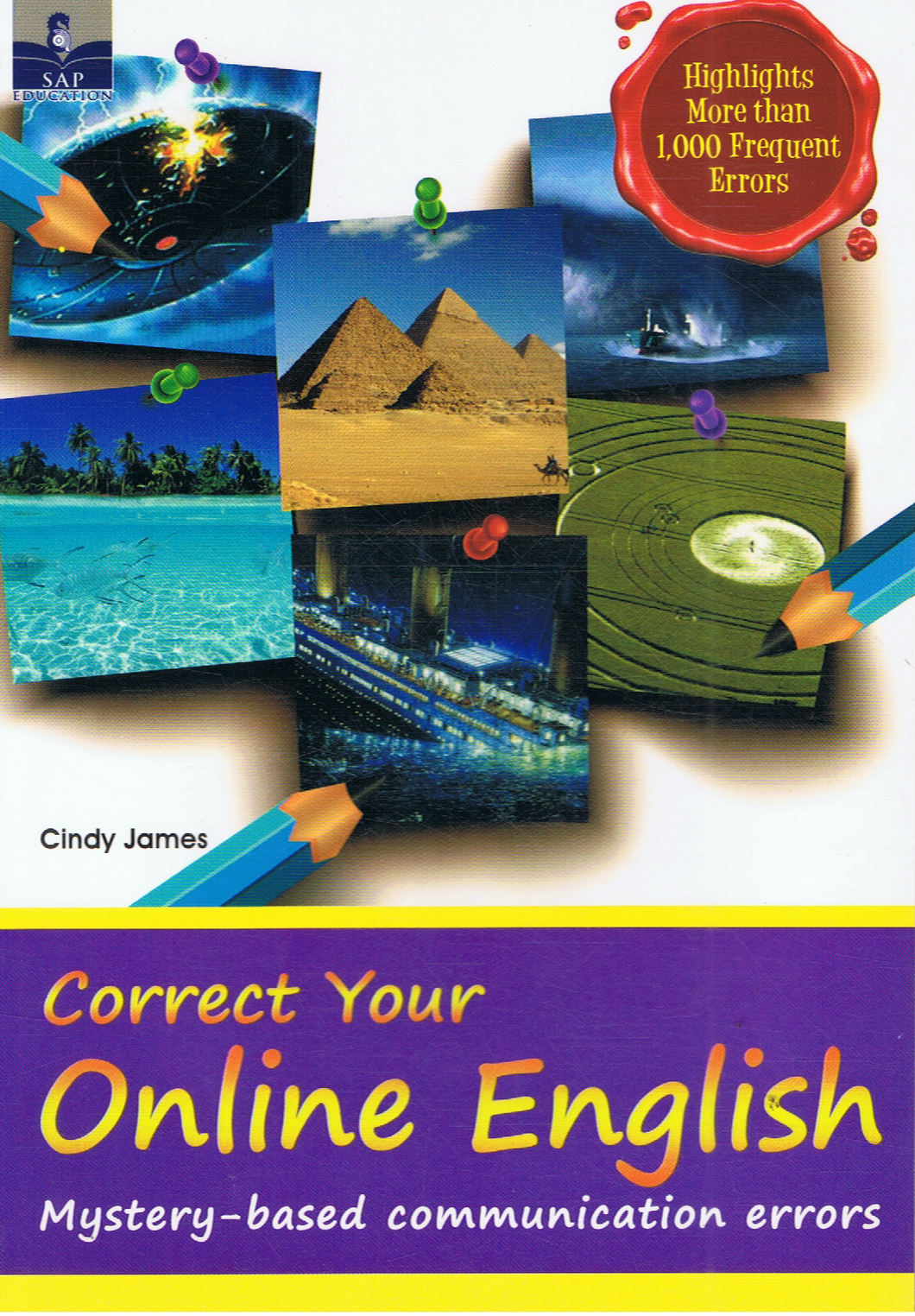 SAP Pendidikan-Correct Your Online English Mystery- Based Communication Errors-9789673215218-BukuDBP.com