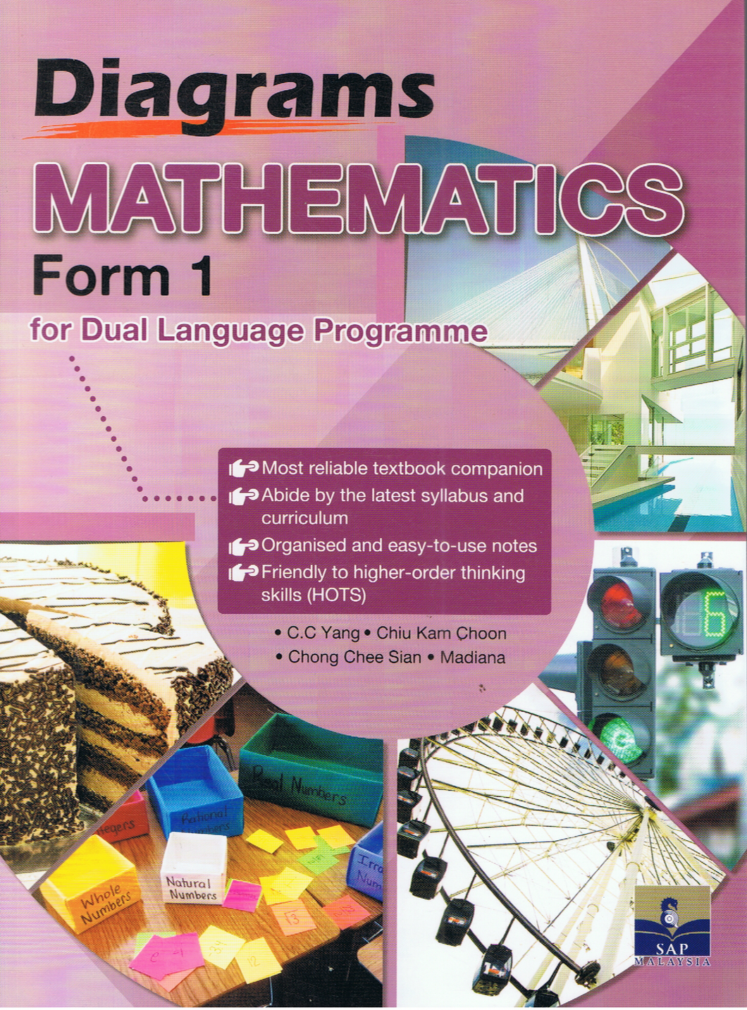 SAP Pendidikan-Diagrams Mathematics Form 1 For Dual Language Programme-9789673216468-BukuDBP.com