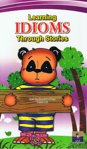 SAP Pendidikan-Learning Idioms Through Stories-9789673214143-BukuDBP.com