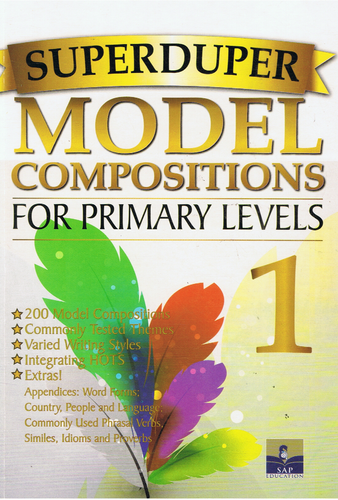 SAP Pendidikan-SuperDuper Model Compositions For Primary Levels 1-9789673215065-BukuDBP.com