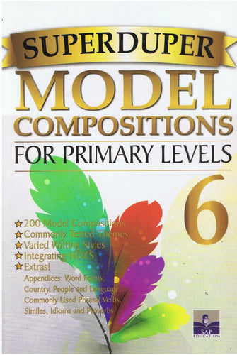 SAP Pendidikan-SuperDuper Model Compositions for Primary Levels 6-9789673215119-BukuDBP.com