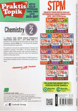 Load image into Gallery viewer, Sasbadi-Praktis Topik Hebat STPM: Chemistry Term 2-9789837700994-BukuDBP.com